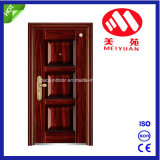 Best-Selling Steel Security Iron Exterior Door with High Quality Good Design