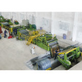 Automatic Steel Plate Slitting Line Machine for Large Gauge