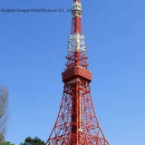 Perfect Microwave Communication Angle Steel Tower