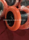 China Maxtop 350-8 PU Foam Wheelbarrow Wheel
