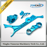 Customized Aluminum Zinc Brass Titanium CNC Machining Parts