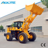 China Construction Machine 3t 630 Front Wheel Loader for Sale