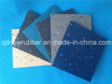 Solid Natural Rubber Floor for Hospital
