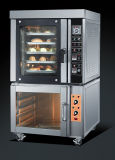 Stainless Steel Air Convection Oven with Proofer