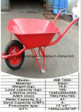 Pb-Free and UV Stable Wheel Barrow/ Chinese Hot Sell Hand Trolley/ Garden Cart