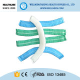 Disposable Nonwoven Surgical Bouffant Cap Colored Nurse Cap