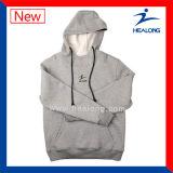 Healong China Wholesale Sportswear Gear Fashion Design with Embroidery Logo Teens Hoodies