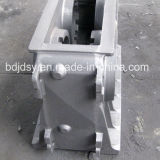 Casting Grey Iron Magnesium Ingot Mould