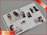 Custom Printed Booklet Garment Paper Stitch Booklet