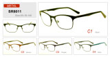 High Quality Wholesale Stock Eyewear Eyeglass Optical Metal Frame Sr8011