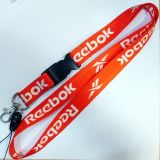 Fashion Heat Transfer Printing Lanyard