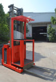 Mima Battery Stand on Order Picker with 1000kg Load Capacity