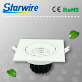 Cl09-B01 High Lumen Dimmable 9W COB LED Downlight