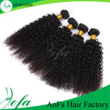 Hot Selling Kinky Curly Virgin Brazilian Remy Hair Product
