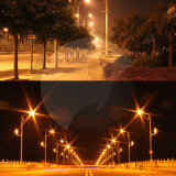 12m Double Arm LED Steel Street Lighting Pole