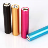 Free Logo Print Mobile Accessories 2600mAh Power Bank
