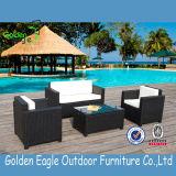 Outdoor Garden Aluminum Furniture with Rattan Weaving