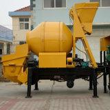 Hot Sale Concrete Equipment Jbt30 Concrete Pump with Mixer