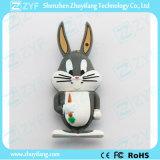 Custom Rabbit & Hare Shape 8GB USB Flash Drive (ZYF1010)