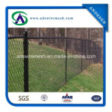 2.7mm Galvanized Chain Link Fence with Competitive Price (Hot & Exporter)