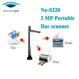 USB Mobile A4 Smallest Document Scanner Eloam S320