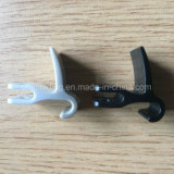 Customized Plastic Hooks/Plastic Support/ABS/PP/PE/POM/PA Plastic Sharkles Hook