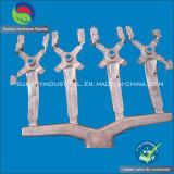 High Precision Aluminium Casting with Handle Bar Raw Finishing (DC26010)