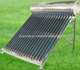 2014 Hot Sell Best Price Non Pressure Solar Water Heater