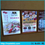 LED Menu Display Board LED Light Box Sign