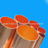6m Refrigeration Rigid Copper Pipe Tube in Straight