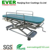 Antimicrobial Powder Coating for Health Care Equipment