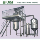 Self Controlled Highly Efficient Heat Reflux Distillation Concentrator Unit