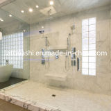 Polished Carrara Venato Stone Marble Tiles for Floor and Wall
