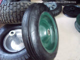 14X3.5-8 Rubber Solid Wheels