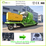 Dura-Shred New Condition Mobile Recycling Plant for Waste Tyre (TSD2471)