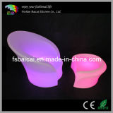 LED Chaise Lounge Footstool, LED Glow Household Products