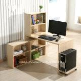 3 Piece Durable Combination Wooden Working Computer Desk