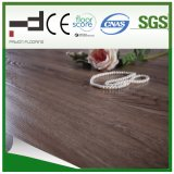 12mm Fading Oak Eir Finish Waxed Laminate Flooring with Good Quality