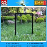6+12A+6mm Low-E Tempered Hollow Insulated Window Glass for Window