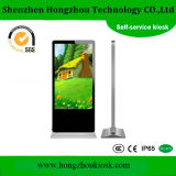47 Inch Floor Standing IR Touch Screen Kiosk