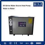 -25c Radiator Heating Evi Geothermal Ground Source Heat Pump