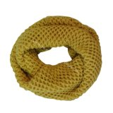 Fashion Acrylic Knit Women Loop Scarf
