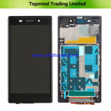 LCD for Sony Z1 L39h LCD and Digitizer and Frame