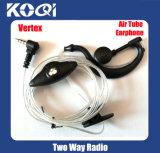 Clear Tube Ptt Earphone for Walkie Talkie Vx-168 Vx-228 Vx-230