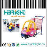 Kids Shopping Trolley Cart (HBE-K-1)
