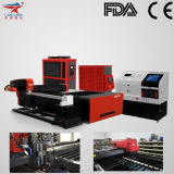 Metal Pipe Laser Cutting Machine for Carbon Steel Sheet (TQL-LCY620-GB3015)