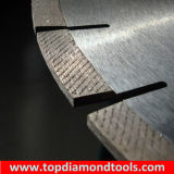 Arix Type Silver Brazed or Laser Welded Diamond Blade for General Purpose