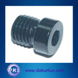 Different Kinds of Black Plastic Screw Manufacturers (DKL-S007)