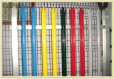 D and W Type Wholesale Colorful or Galvanized Steel Palisade Fence / Fencing