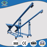 Large Capacity Carbon Steel Sand Screw Conveyor System Machine